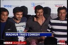Madhur goes comic with 'Dil To Bachcha Hai Ji'