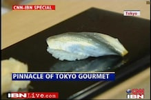 The world's best Sushi