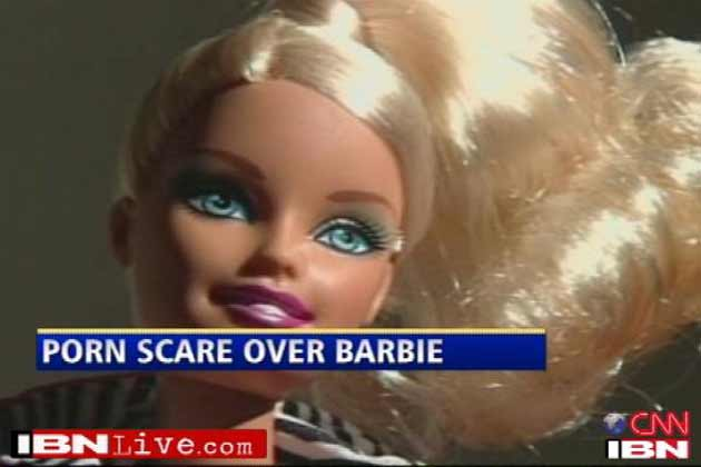 barbie tv show porn