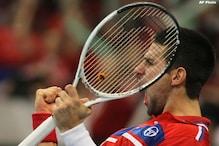 Djokovic's win takes Davis Cup final to decider