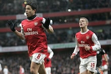 EPL: Arsenal beat Fulham to go top, Chelsea draw