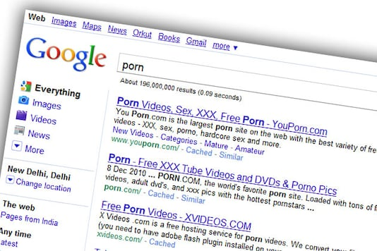 Advertise on porn sites