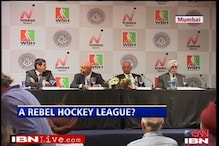 After cricket, a rebel hockey league in India?