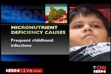 Junk food makes urban kids malnourished