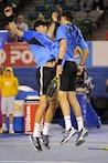 In pics: Day thirteen at the Australian Open