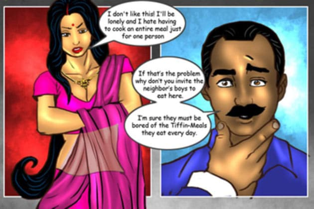 Savita bhabhi full comics