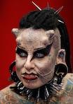 In pics: Mexico's Vampire Woman