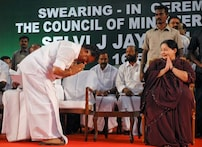 In pics: Miss Chief Ministers' day out