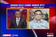 BCCI criticised for refusal to come under RTI