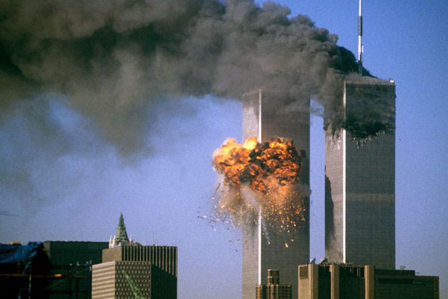 17 Years Since 9/11 Attacks: The 101 Most Iconic Photos ...