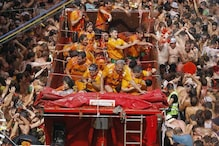 Not ZNMD, real Tomatina returns to Spain's Bunol