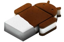New arrival: Android 4.0 Ice Cream Sandwich