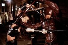 The women superheroes love
