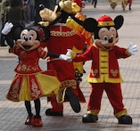 Birthday bumps: Mickey Mouse turns 83
