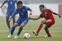 Chhetri leaves his mark as India's new hero