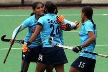 Indian women beat Azerbaijan in second hockey Test