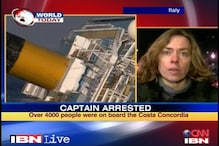 Italy: 3 dead, 40 missing in ship disaster