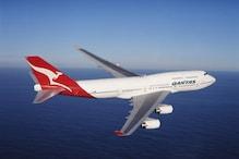 Qantas plane hits turbulence over India, 7 injured