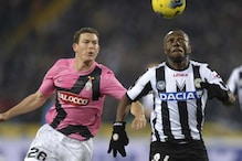 Juventus, AC Milan share lead as Serie A resumes