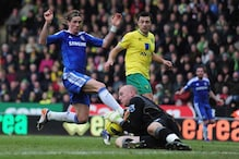 Misfiring Chelsea held to 0-0 draw by Norwich