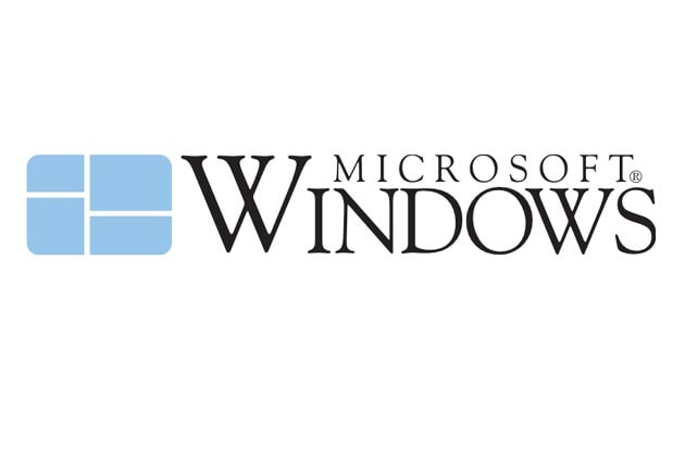 Evolution Of The Microsoft Windows Logo