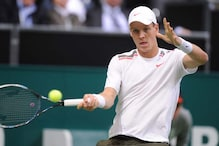 Berdych advances, Baghdatis retires in Rotterdam