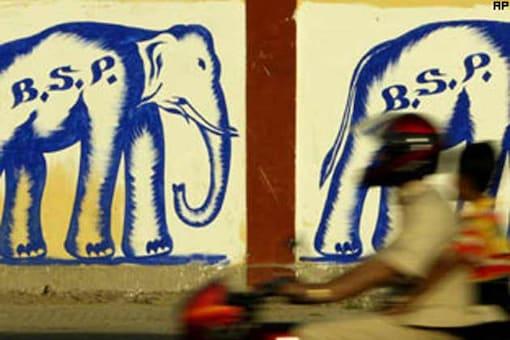 UP Polls: BSP president involved in tiff