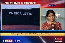 Italian ship crew to be in police custody soon
