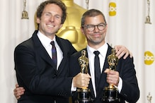 Oscars:  Backstage interview for Film Editing