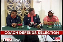 Indian hockey marred by selection controversy