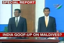 India changes stance on Maldives crisis
