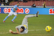 Inter sink deeper with 1-0 loss to Napoli