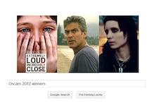 Google predicts Oscars 2012 winners