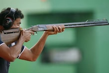 Rathore left out of India Olympic shooting squad