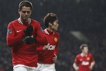Injury-hit Man United ease past Stoke 2-0