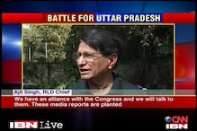 UP polls: RLD still with Congress, says Ajit Singh
