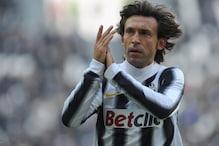 Andrea Pirlo dedicates Juventus win to Muamba