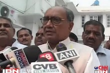Blame me not Rahul if poll results not in favour: Digvijaya