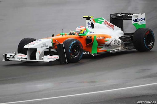New tie-up for Sahara Force India