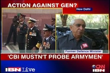 I'm opposed to CBI probing Army officers: Jaswant Singh