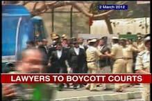 Karnataka: Legal services hit across state