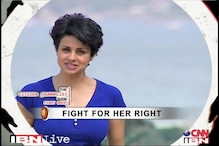 Gul Panag with a Girl Child Special CJ Show