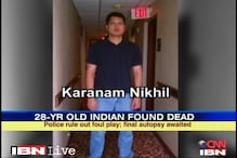 US: 28-yr-old Indian engineer found dead