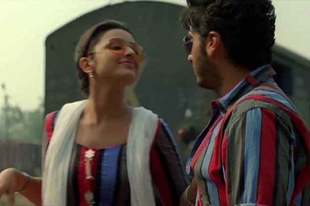 Ishaqzaade New Stills Arjun Parineetis Rocking Romance