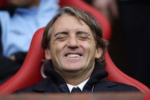 Manchester City owner 'satisfied' with Mancini