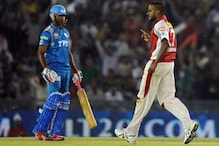 Mascarenhas five hands KXIP first victory