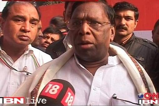 'Puducherry govt responsible for financial crisis'