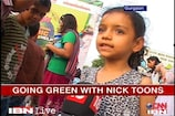 Earth Hour: Going green with Nickelodeon