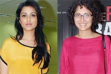 StarGaze: Parineeti Chopra and Kiran Rao spotted