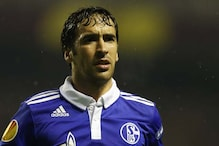 Raul to leave Schalke at end of season